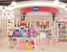 儿童用品店展柜设计开封店