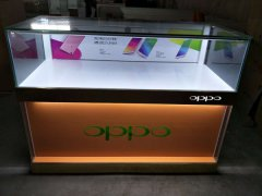 OPP手机展柜